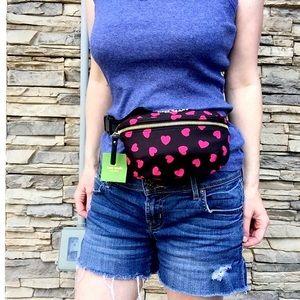 kate spade Bags - New Kate Spade Watson Heart Betty Nylon Belt Bag